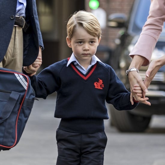 Why Prince George Won't Have First Day of School Photos 2018