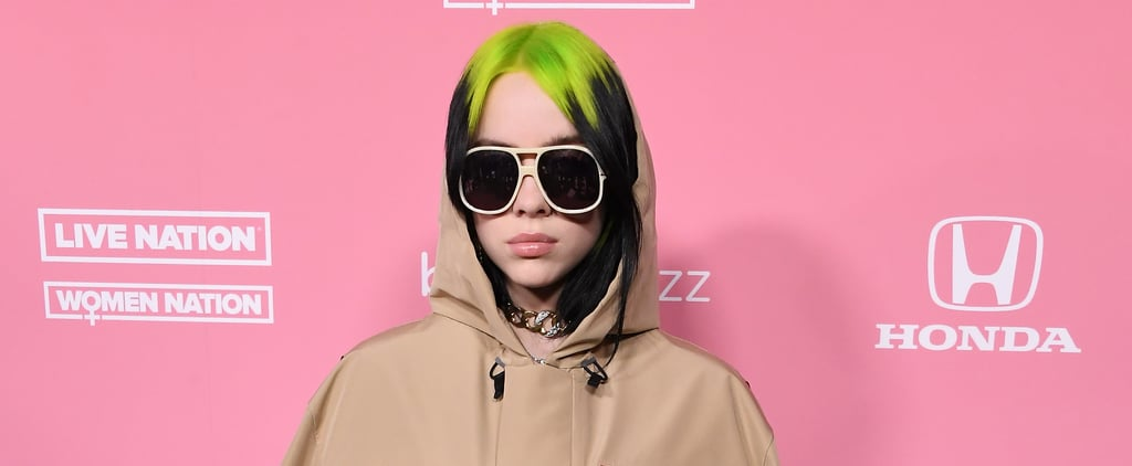 Billie Eilish Wearing Prada at Billboard Women in Music