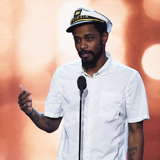 Keith Stanfield Crashes Critics' Choice Awards Stage 2017