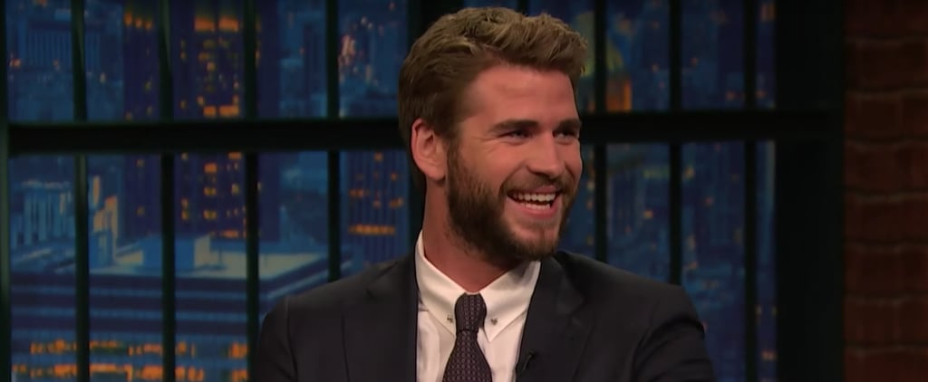 Liam Hemsworth Confirms That Jennifer Lawrence Is Much Clumsier Than We All Thought