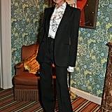 فيكتوريا بيكهام في عرض أزياء فيكتوريا بيكهام وحفل يوتيوب