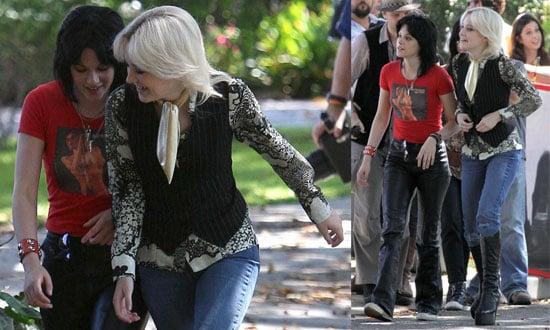 Photos of Kristen and Dakota