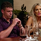 2. Josh confronts Stacey and Michael about their future together, post-cheating scandal.