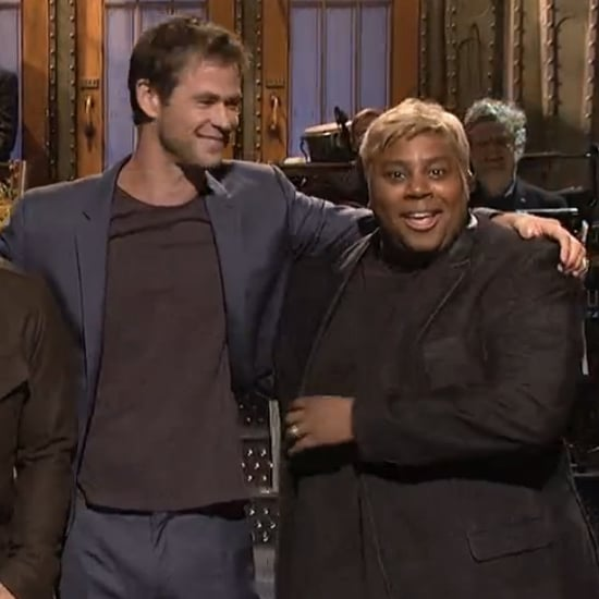 Chris Hemsworth and Brothers on Saturday Night Live 2015