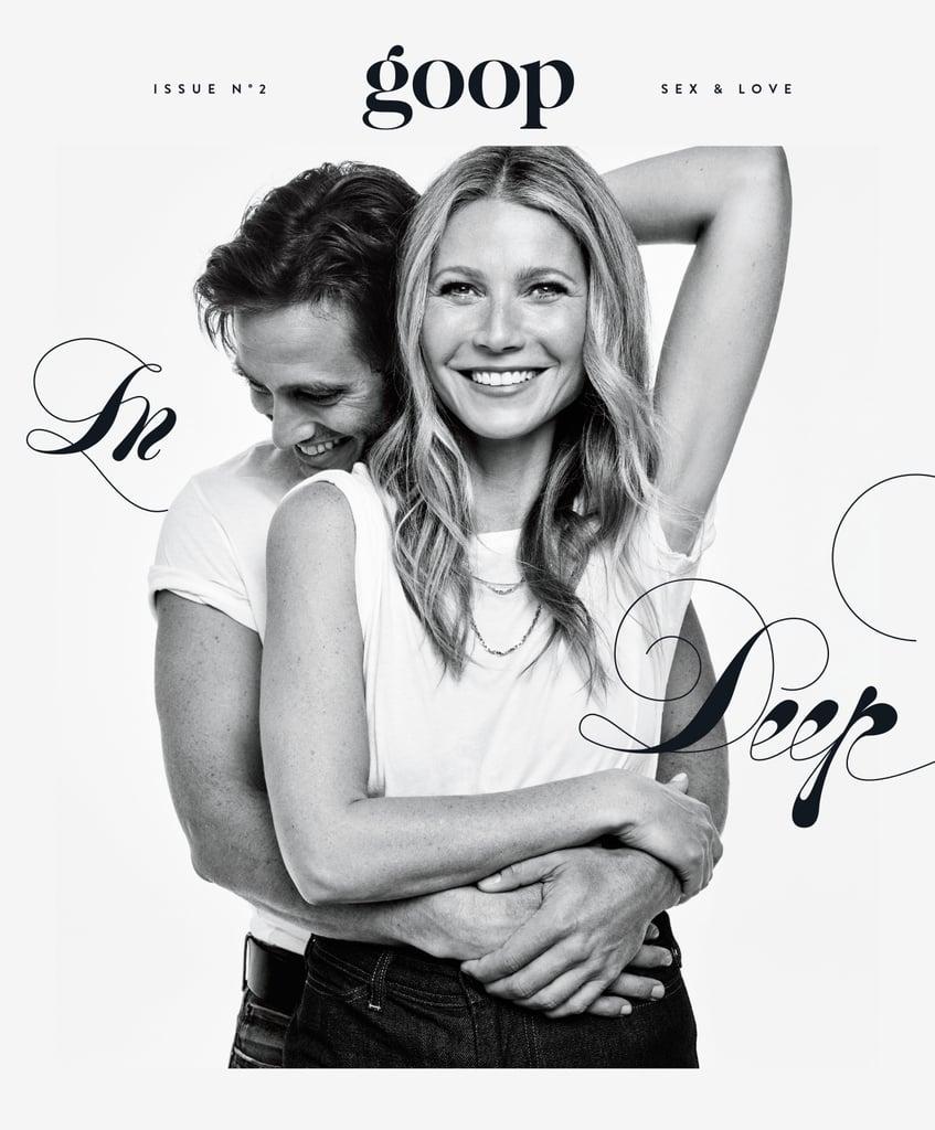 Gwyneth Paltrow's Engagement Ring From Brad Falchuk