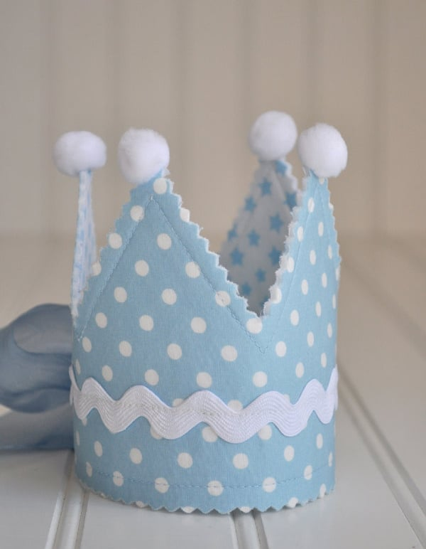 Prop Shop Boutique Little Prince Crown