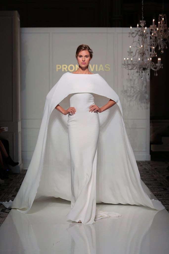 Nontraditional Wedding Dresses Bridal Fashion Week Fall 2016 POPSUGAR Fashion