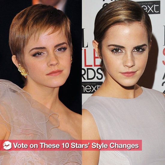 Vote on These Celebrities' New Hairstyles 2011-02-16 13:41:00