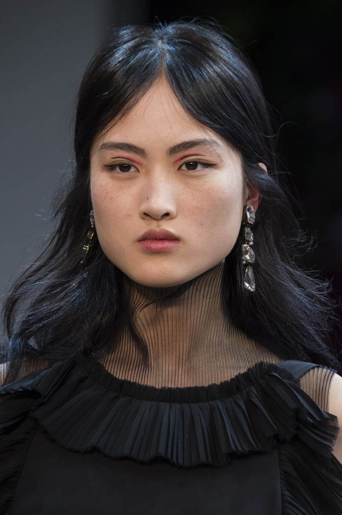 Curtain Bangs Beauty Trends For Spring 2018 Popsugar