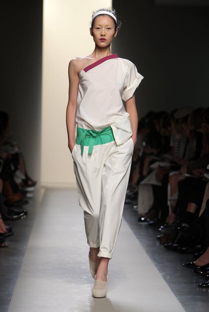 Milan Fashion Week: Bottega Veneta Spring 2010