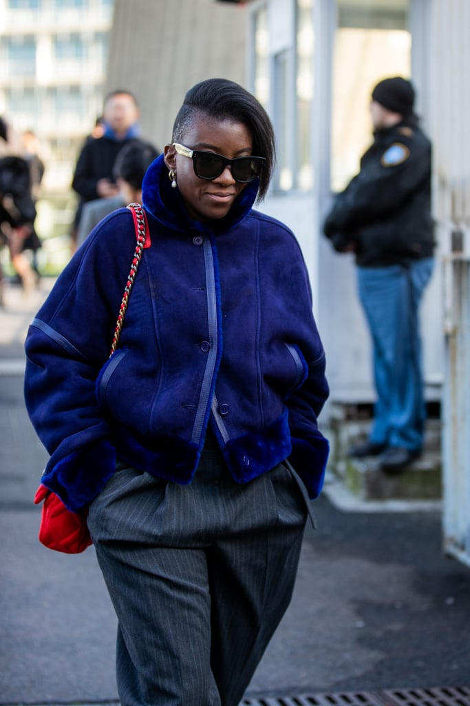 How to Wear Suede: A Bomber
