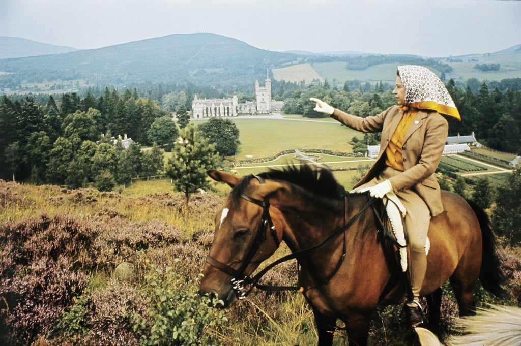 Inside the Queen's Balmoral Photo Album