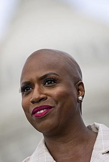 Rep. Ayanna Pressley Wants Wigs to Be Covered by Medicare