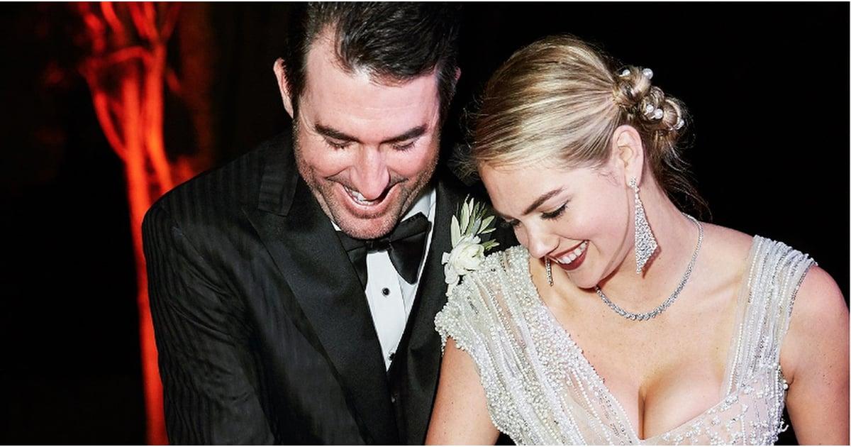 8c2125cb67521 Kate Upton's Valentino Wedding Dress | POPSUGAR Fashion