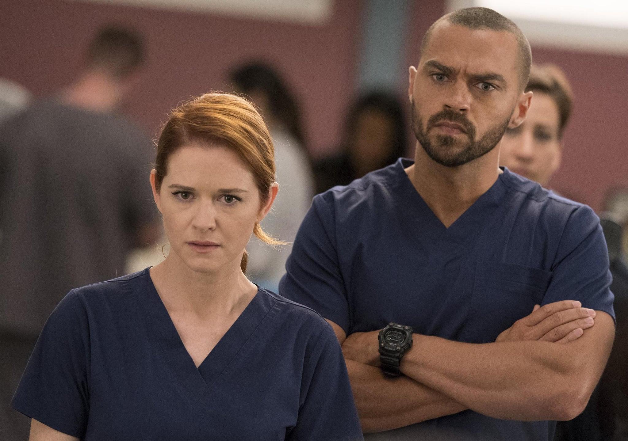Is April Leaving Grey\'s Anatomy? | POPSUGAR Entertainment