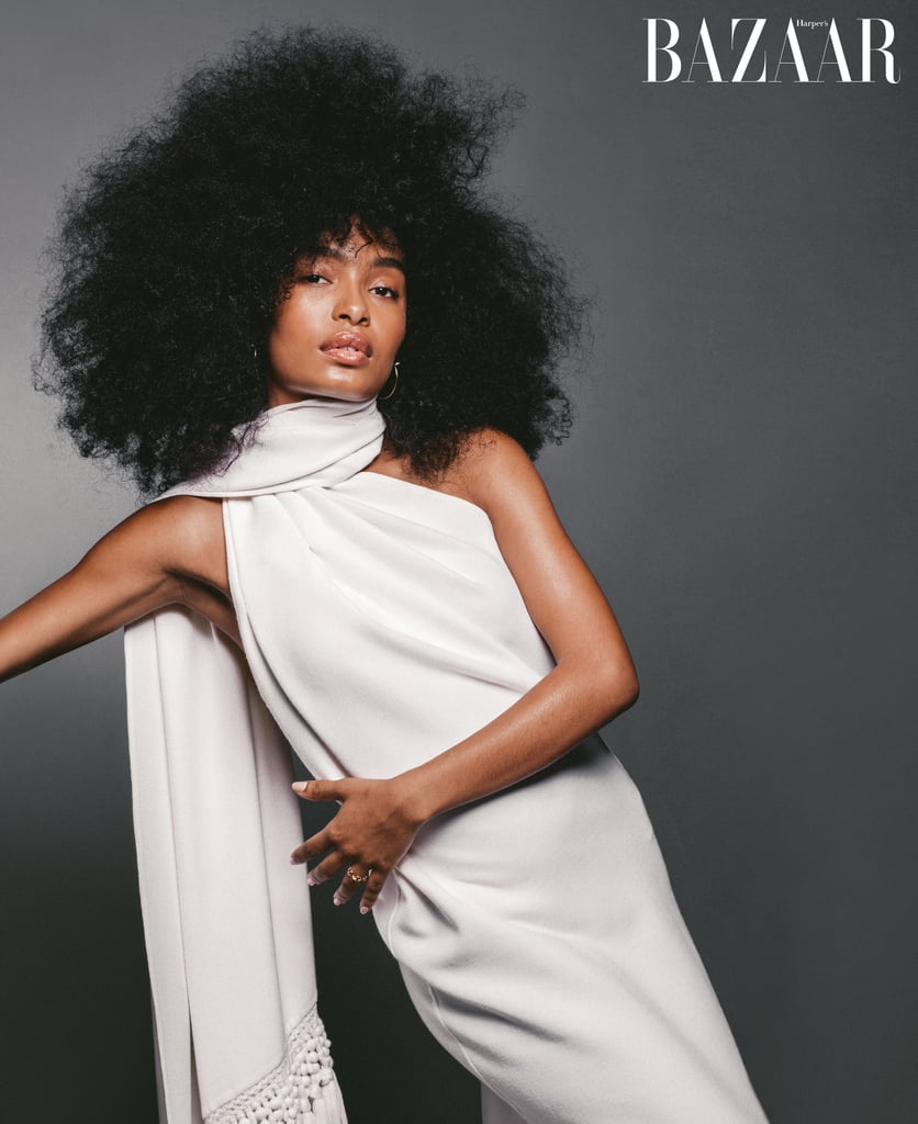 "How Yara Shahidi Is Using Her Platform For Social Change: ""I'm Making a Statement"""