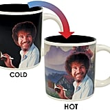 Bob Ross Heat-Changing Mug