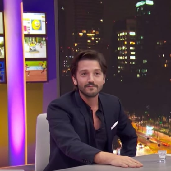 Diego Luna Interview on Conan in Mexico