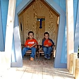 Play Like the Gosselins In Kids Crooked Houses