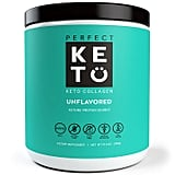 Perfect Keto Unflavored Protein Powder