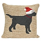 Liora Manne Dog Throw Pillow