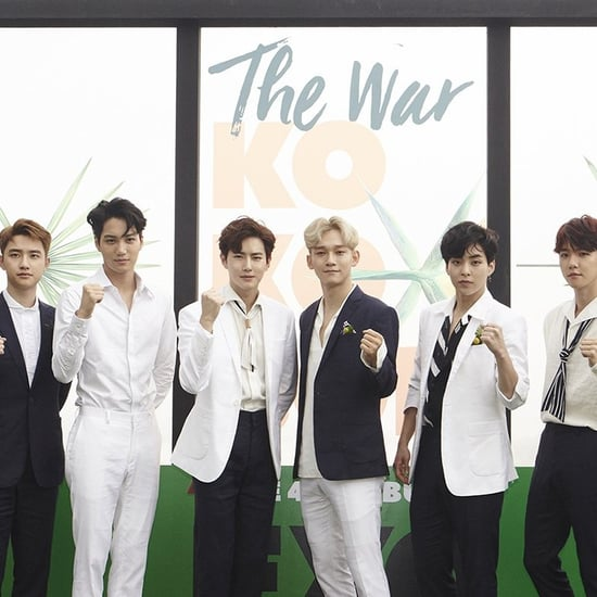 "What Times Does Exo's ""Power"" Play at The Dubai Fountain?"