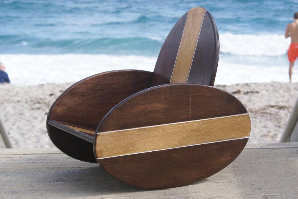 Adamzoriginals Surfboard Chair