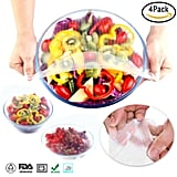 Silicone Bowl Covers (4-Pack) (£11)