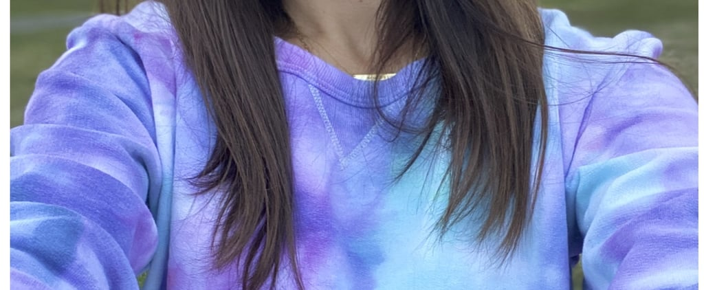 How to Tie-Dye a Sweatshirt at Home