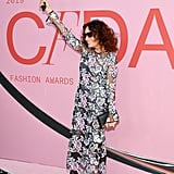 Diane von Furstenberg at the 2019 CFDA Awards