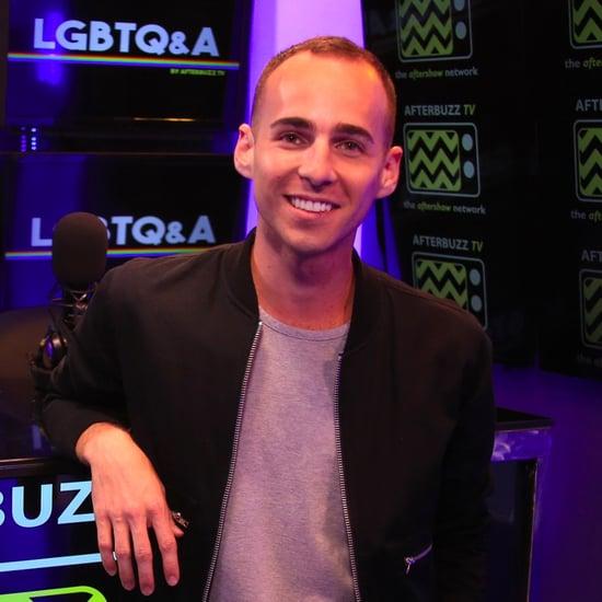 Jeffrey Masters LGBTQ Pride Personal Essay
