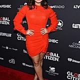 September at the Global Citizen Festival in New York City