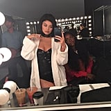 Kendall and Kylie Jenner on Instagram