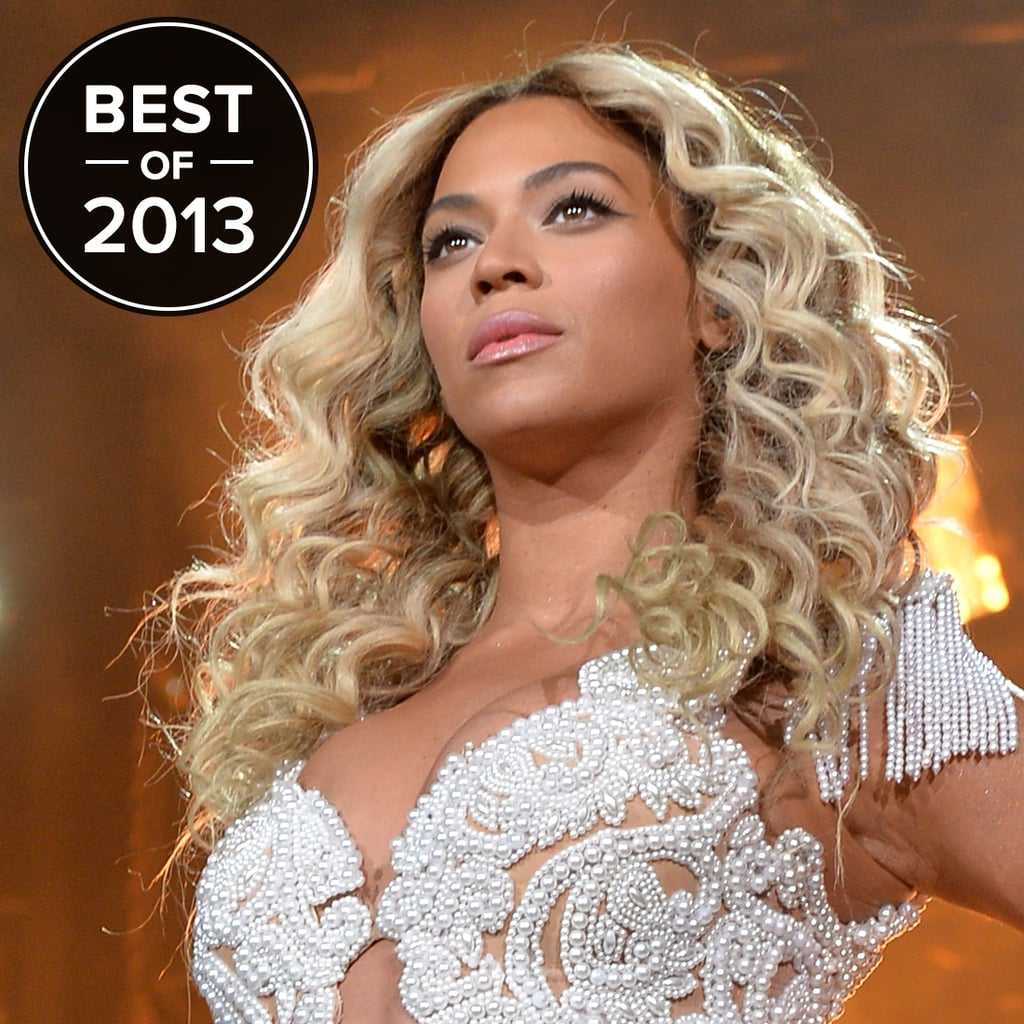 Best Beyonce Hair Moments in 2013 | POPSUGAR Beauty Australia