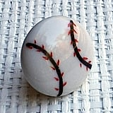 Deck out a plain dresser with these ceramic baseball knobs ($24 for eight) for a cool DIY touch.
