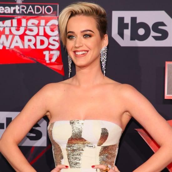 Katy Perry Quinoa Entre les Dents Mars 2017