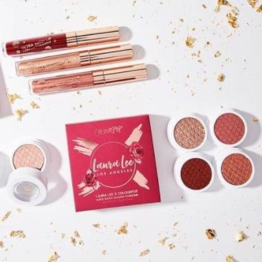 ColourPop Collaboration Laura Lee Los Angeles