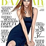 Harper's Bazaar Brazil September 2012