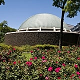 Burke Baker Planetarium at the Houston Museum of Natural Science