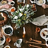 Minimalist Bridal Brunch