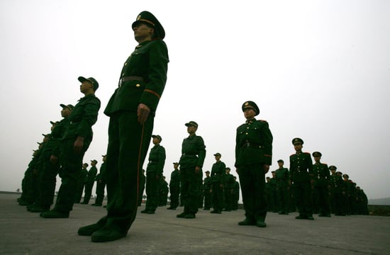 Headline: China to Give US Access to POW Records