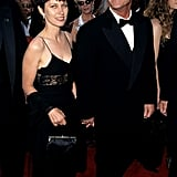 Robyn and Mel Gibson