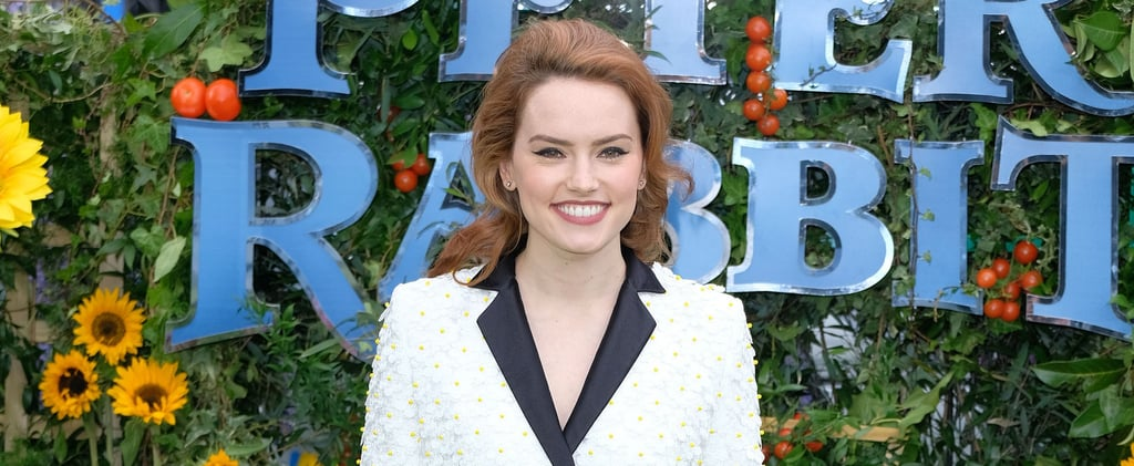Daisy Ridley's Outfit Looks Pretty Simple — Until You Spot This Tiny Detail, That Is