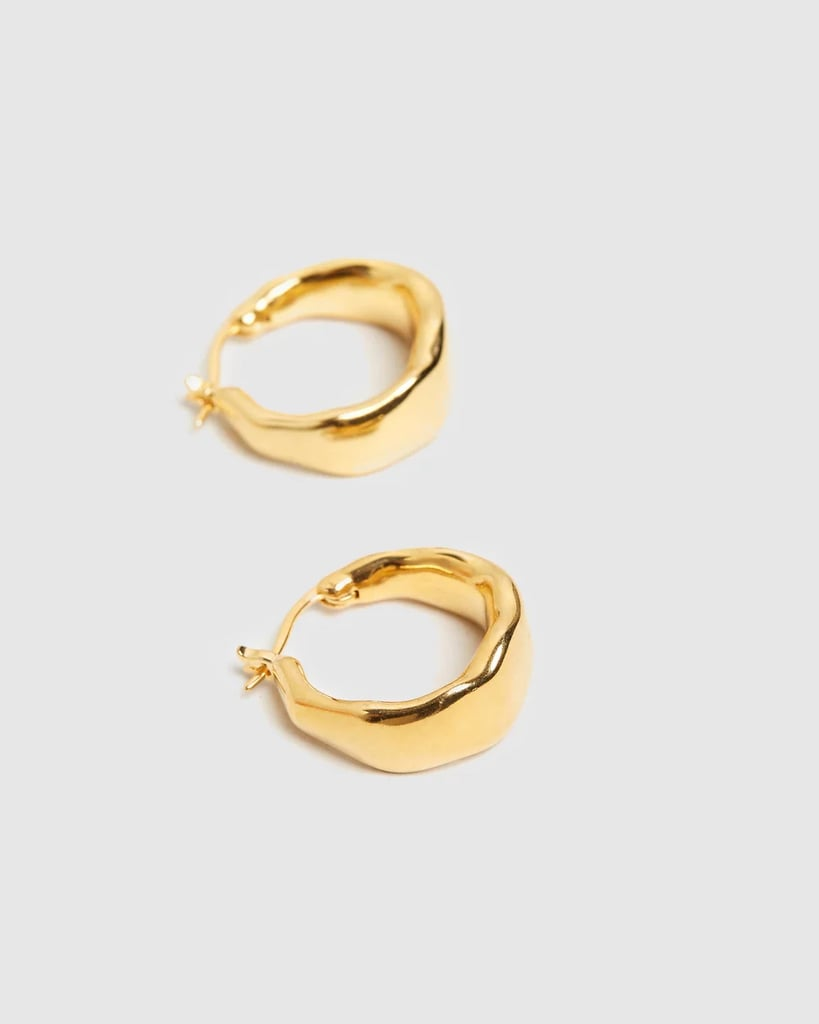 Organica Curved Earings