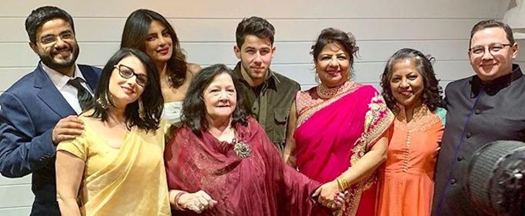 Nick Jonas and Priyanka Chopra Fourth Wedding Reception 2019