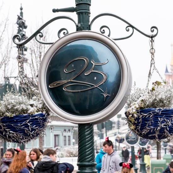 Snow Day at Disneyland Paris 2018