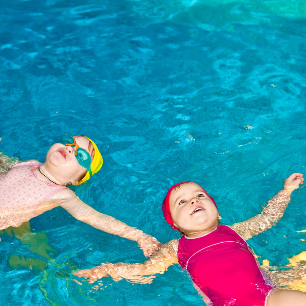 Roll and Float Infant Swimming Method (Review) – DomanMom.com