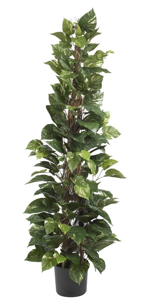 Nearly Natural Pothos Climbing Decorative Silk Plant