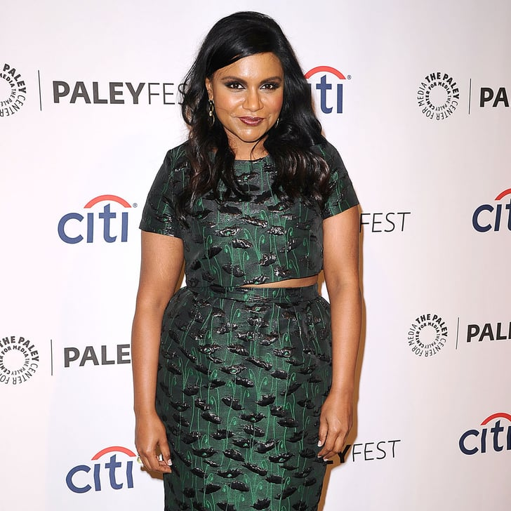 She's a Funny Lady, but Mindy Kaling's Got Serious Style