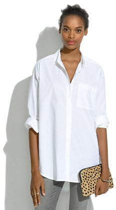 Madewell Oversized Button-Down Shirt ($75)